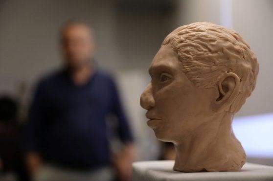 Primo ritratto dell'Uomo di Denisova, vissuto 70.000 anni fa