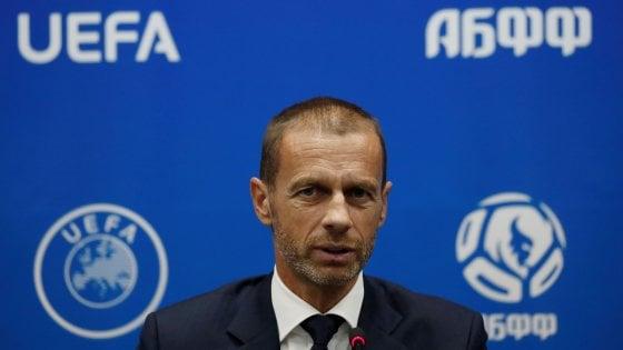 """Uefa, è allarme Fair Play Finanziario: """"Diversi club sotto indagine per mercato"""""""