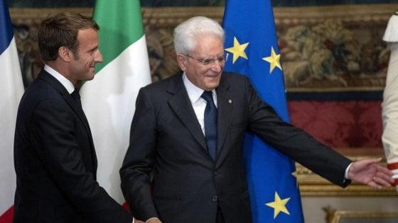 """Mattarella e altri capi di Stato: """"Dobbiamo fare di più per il clima"""""""