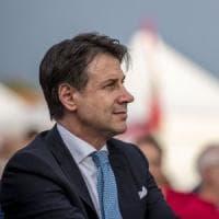 """Conte alla festa di Articolo 1: """"Renzi? Sorpreso dai tempi. Ma il governo è sostenibile""""...."""