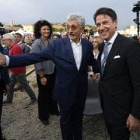 """Conte: """"Renzi? Sorpreso dai tempi. Ma il governo è sostenibile"""". E replica a Di Battista:..."""