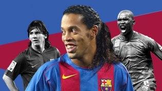 La bugia con cui Ronaldinho ha battuto il Real galattico