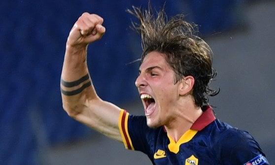 Europa League, Roma-Istanbul Basaksehir 4-0: Zaniolo ispira, i giallorossi dilagano