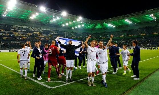 Europa League: buona la prima per Arsenal e Manchester United, tonfo interno del Gladbach