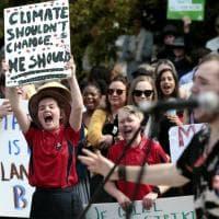 """""""Non è il clima a dover cambiare, ma noi"""". Dalla Tasmania a Berlino, al via lo sciopero..."""