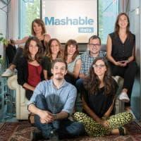 Arriva Mashable Italia, il sito per i fan hi-tech, spettacoli e cultura digitale online...