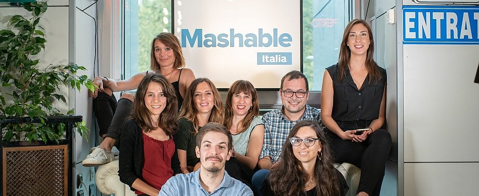 Arriva Mashable Italia, il sito per i fan hi tech, spettacol