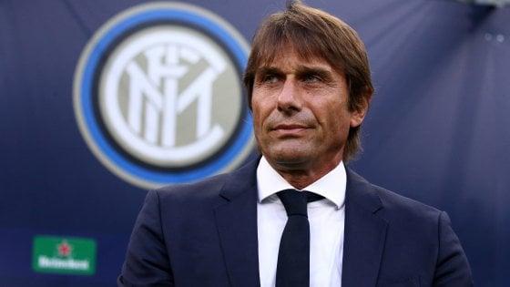 """Inter, Conte: """"Derby sempre speciale. Lite Lukaku-Brozovic? Certe cose non dovrebbero filtrare"""""""