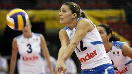 """Volley, Francesca Piccinini lascia: """"Voglio vivere altre emozioni"""""""