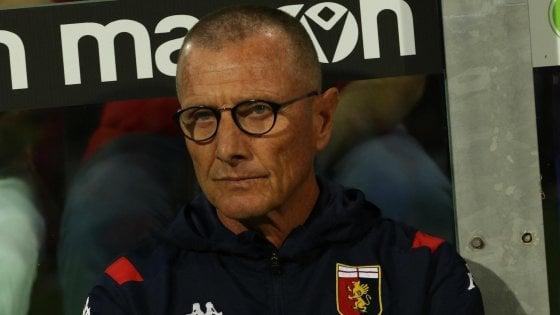 """Genoa, Andreazzoli: """"Troppe occasioni sciupate, dobbiamo essere più produttivi"""""""