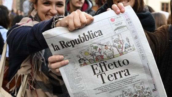 """Pirati dei giornali, primi indagati: """"Così sono caduti in tr"""