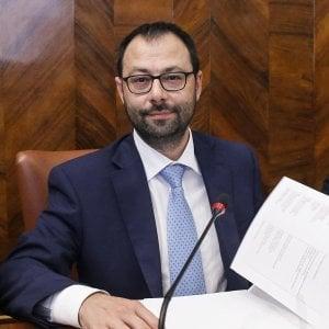 Il Ministro dello Sviluppo Economico Stefano Patuanelli
