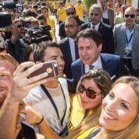 """Conte: """"Salvini isolato anche da Orban. Renzi non è demoliton man"""". E apre alla tassa su..."""
