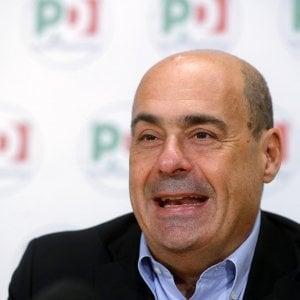 """Governo, Zingaretti: """"La scissione? L'ho saputo via Whatsapp. Sulle alleanze con i 5S decidiamo caso per caso"""""""
