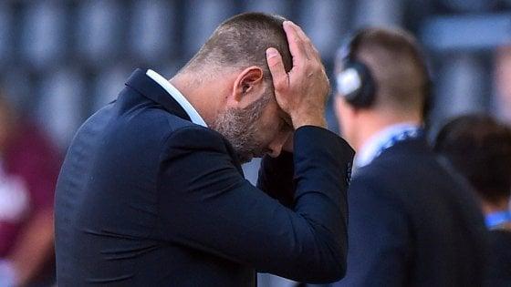 Udinese, Tudor: ''Brutta partita, voltiamo pagina''