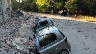 Terremoto in Albania, feriti. La scossa più forte avvertita anche in Puglia: 5.8 gradi Richter