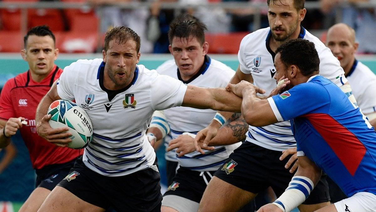 Rugby, Mondiali: l'Italia vince ma non convince, Namibia battuta 47-22