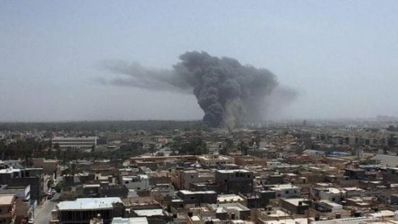 Libia, Haftar: mega offensiva nei dintorni di Tripoli ...