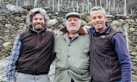 """Storie di Nebbiolo in Valtellina, ovvero """"secoli di viticoltura in un tornante"""""""