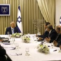 """Israele, la svolta del partito arabo: """"Gantz premier"""""""