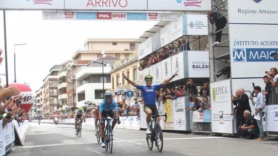 Ciclismo, trofeo Matteotti: Trentin vince, è in forma mondiale