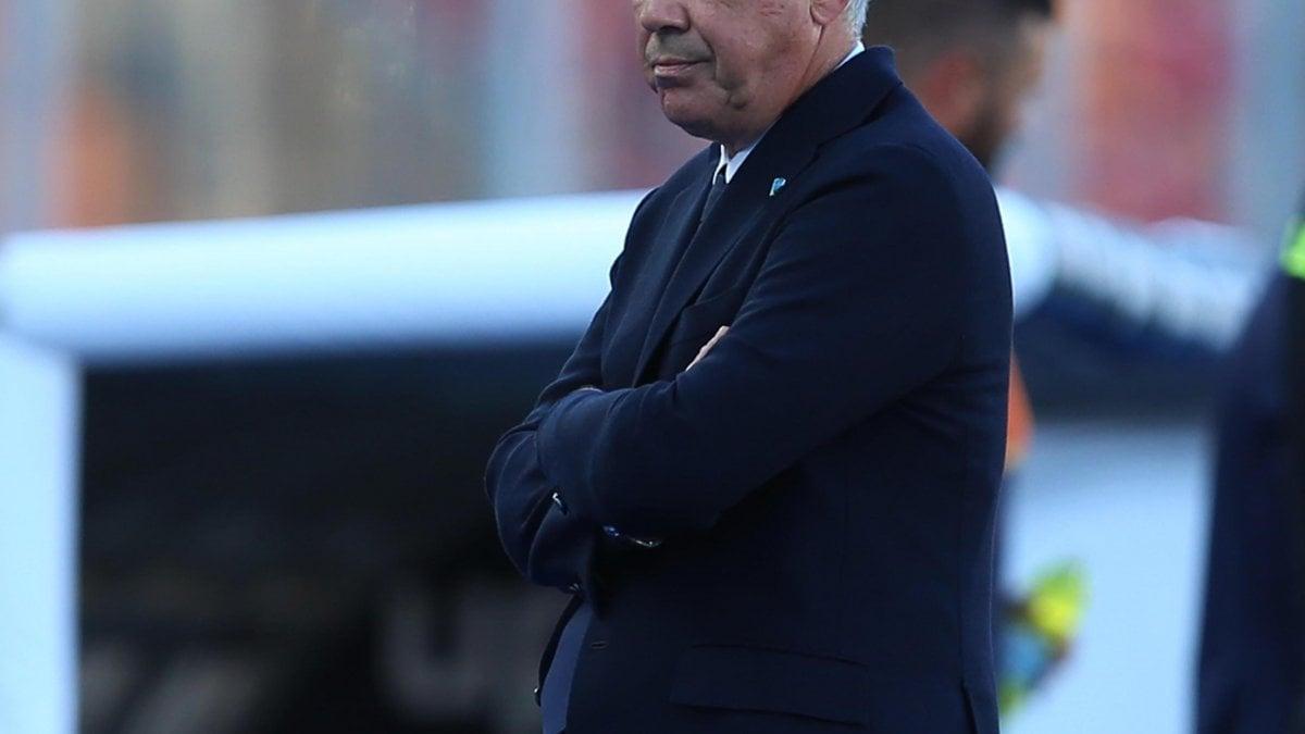 """Ancelotti promuove il Napoli: """"Il mercato ci ha dato quello che mancava"""""""