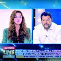 """Salvini mente ancora su Greta, """"la bambina di Bibbiano"""""""