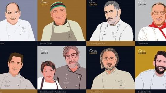 Fare formazione: gli Ambasciatori del gusto a Napoli per le nuove generazioni