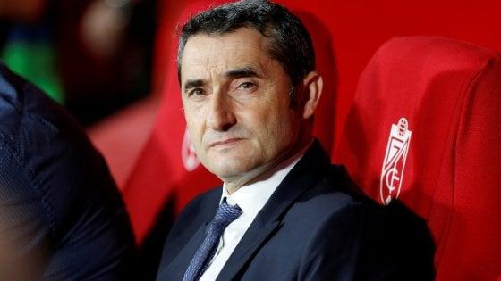 Barcellona in crisi, Valverde: ''Io sempre sotto esame''