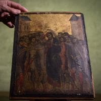 Trovata in Francia un'opera di Cimabue