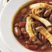 Da Termoli ecco la ricetta della zuppa di coltellacci e fagioli