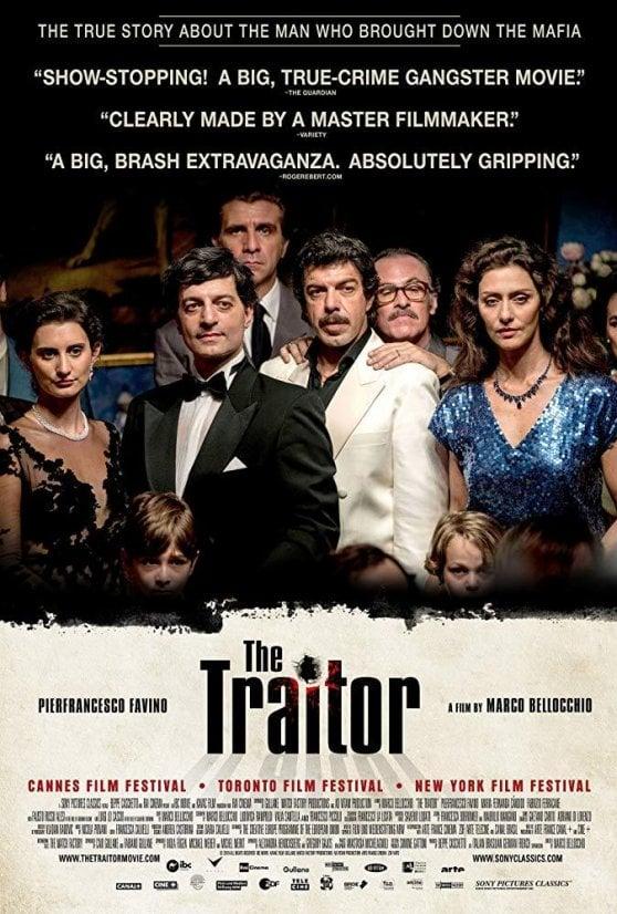 L'Italia punta su 'Il traditore' di Bellocchio e Favino per la corsa agli Oscar