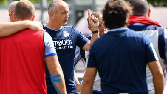 """Rugby, Mondiali: il ct O'Shea cambia l'Italia per il Canada. Fuori Parisse: """"Troppe due gare in 4 giorni"""""""