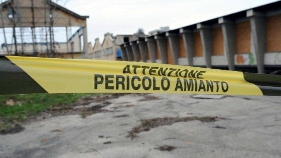 """In Italia 6.000 morti all'anno causate dall'amianto"""
