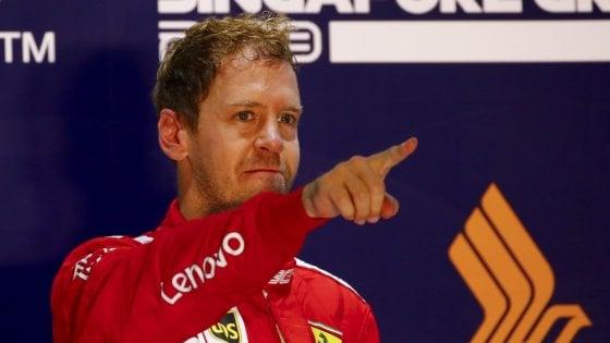 F1, Gp Russia; Vettel: E ora di vincere anche a Sochi. Leclerc: Avanti così