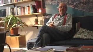 Addio a Edoardo Salzano, maestro dell'urbanistica italiana