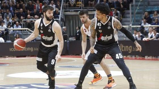 Basket Serie A Vincono Trento Virtus Bologna E Brescia Fattore Campo Decisivo La Repubblica