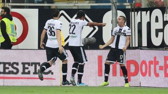 Parma-Sassuolo 1-0: l'harakiri di Bourabia fa felici i crociati all'ultimo respiro
