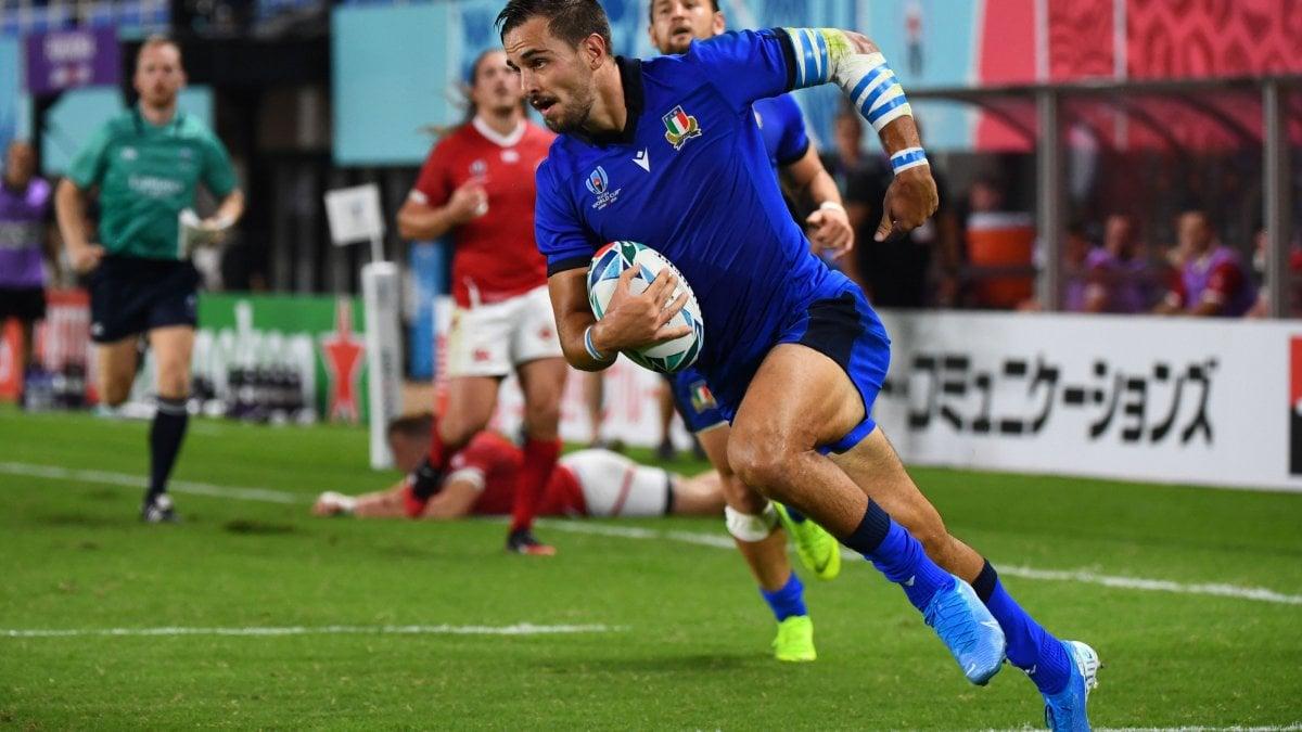 Rugby, Mondiali: seconda vittoria per l'Italia, battuto il Canada 48-7