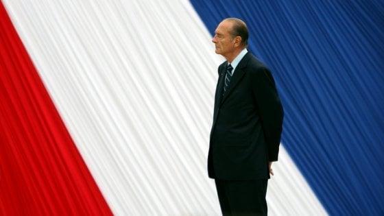 """Francia, morto l'ex presidente Jacques Chirac. L'Assemblée Nationale: """"Una parte della nostra storia"""""""