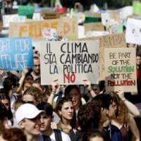 Fridays for Future, manifestazioni in oltre 180 città italiane