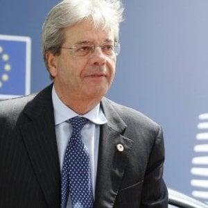 Conti pubblici, Gentiloni: Applicheremo Patto di stabilità usando piena flessibilità