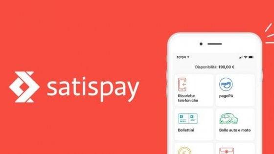Satispay raggiunge quota 800mila iscritti