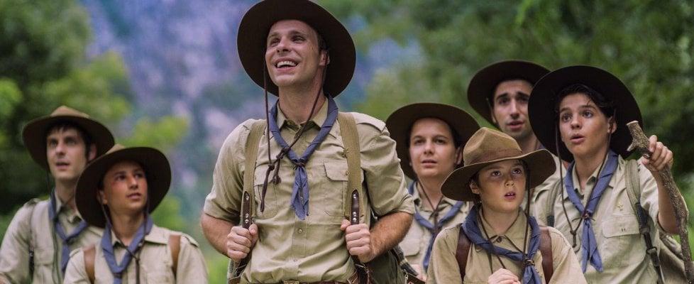 Aquile randagie, la storia di scout e Resistenza che andava raccontata