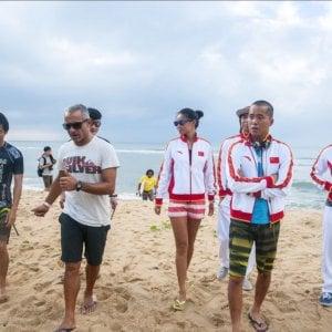 Cina, la nuova mecca dei surfisti che punta a vincere un oro alle Olimpiadi