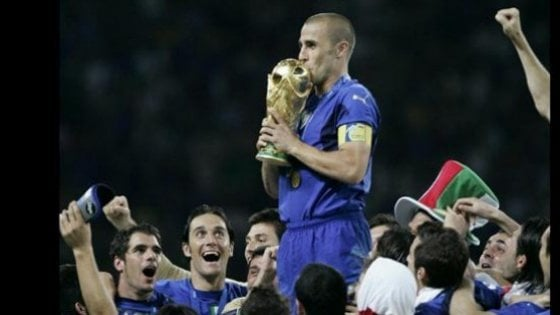 Nazionale: da Bruno Conti a Pirlo, ecco gli Azzurri Legends. Ed è subito sfida alla Germania