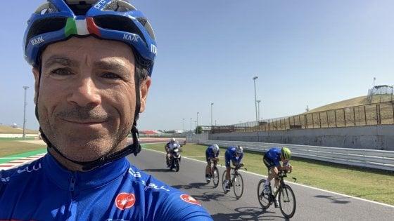 """Ciclismo, Mondiali; Cassani: """"Sarà una corsa verso l'ignoto"""""""