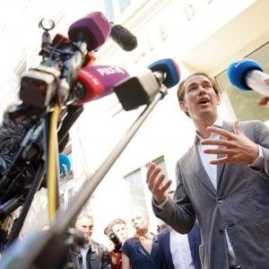Austria al voto: Kurz favorito, test per estrema destra dopo Ibizagate