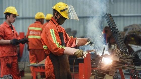 Cina, incendio in una fabbrica. 19 morti