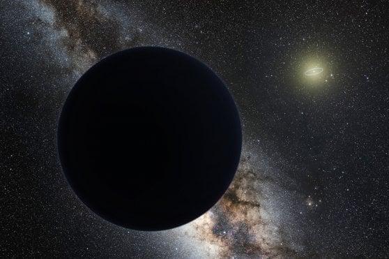 """Il """"Pianeta Nove"""" potrebbe essere un mini buco nero ai confini del Sistema solare"""